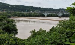 High Tide On The Allegheny