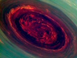 Angry Storm On Saturn | Outside My Window