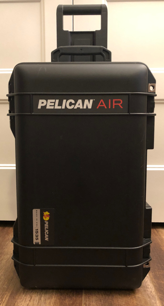 Pelican Air 1535 Review and Air Travel Experience – Martin Belan